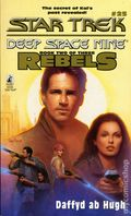 Star Trek Deep Space Nine Rebels PB (1999 Pocket Novel) 2-1ST