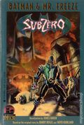 Batman and Mr. Freeze Sub-Zero SC (1997 LBC Novelization) The Adventures of Batman and Robin 1-1ST