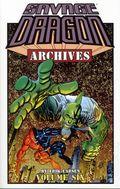 Savage Dragon Archives TPB (2006- Image) By Erik Larsen 6-1ST