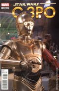 Star Wars Special C-3PO (2016) 1D