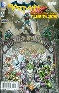 Batman Teenage Mutant Ninja Turtles (2015 DC) 5A