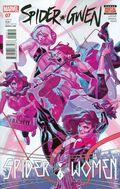 Spider-Gwen (2015 2nd Series) 7A