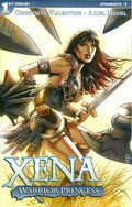 Xena Warrior Princess (2016 Dynamite) 1A