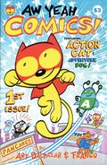 Aw Yeah Comics Featuring Action Cat (2013 Aw Yeah Comics!) 1