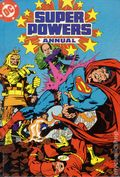 Super Powers Annual HC (1984 DC/Grandreams Limited) 1-1ST