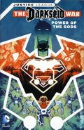 Justice League The Darkseid War HC (2016 DC) Power of the Gods 1-1ST