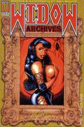 Widow Archives TPB (2015-2016 Mike Wolfer Entertainment) 3-1ST