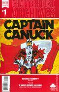 Chapterhouse Archives Captain Canuck (2016) 1