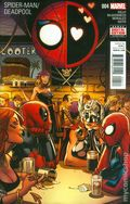 Spider-Man Deadpool (2016) 4A