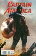 Captain America Road to War (2016) 1B