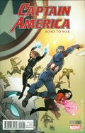 Captain America Road to War (2016) 1C
