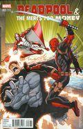 Deadpool and The Mercs for Money (2016 Marvel 1st Series) 3C