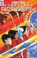Star Trek Starfleet Academy (2015 IDW) 5A