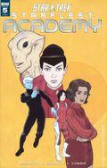 Star Trek Starfleet Academy (2015 IDW) 5RI