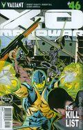 X-O Manowar (2012 3rd Series Valiant) 46B