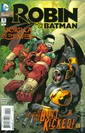 Robin Son of Batman (2015) 11A