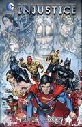 Injustice Gods Among Us Year Four HC (2016 DC) 1-1ST