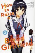 How to Raise a Boring Girlfriend GN (2016 Yen Press Digest) 2-1ST