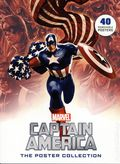 Captain America The Poster Collection SC (2016 Insight Editions) 1-1ST