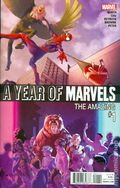 A Year of Marvels Amazing (2016) 1