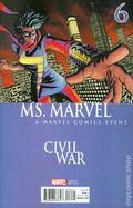 Ms. Marvel (2015 4th Series) 6B