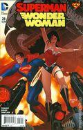 Superman Wonder Woman (2013) 28A