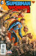 Superman Wonder Woman (2013) 28B