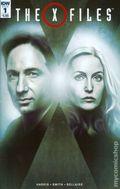 X-Files (2016 IDW) 1A