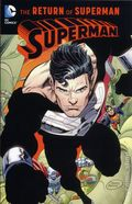 Superman The Return of Superman TPB (2016 DC) New Edition 4-1ST
