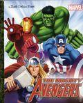 Mighty Avengers HC (2012 A Little Golden Book) 1-REP