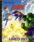 Mighty Avengers Lights Outs HC (2013 A Little Golden Book) 1-REP