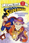 Superman Pranking News SC (2016 HarperCollins) An I Can Read Book 1-1ST