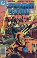 Doom Patrol (1987 2nd Series) Canadian Price Variant 1
