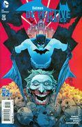 Detective Comics (2011 2nd Series) 52B