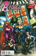 A-Force (2016 2nd Series) 5C