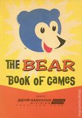 Bear Book of Games SC (1965) Promo 1