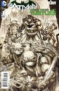 Batman Teenage Mutant Ninja Turtles (2015 DC) 1E