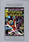 Marvel Masterworks Captain Marvel HC (2005-2016 Marvel) 6-1ST