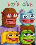 Boys Club GN (2016 Fantagraphics) 1-1ST
