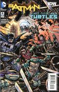Batman Teenage Mutant Ninja Turtles (2015 DC) 6B