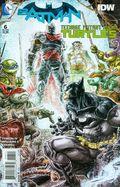 Batman Teenage Mutant Ninja Turtles (2015 DC) 6A