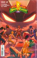 Mighty Morphin Power Rangers (2016) 3A
