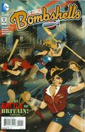 DC Comics Bombshells (2015) 12