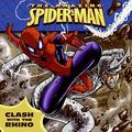 Amazing Spider-Man Clash with the Rhino SC (2009 HarperCollins) 1-1ST