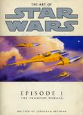 Art of Star Wars Episodes I The Phantom Menace SC (2000 Del Rey) 1-1ST