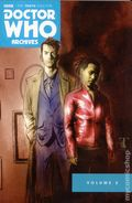 Doctor Who Archives TPB (2016 Titan Comics) The Tenth Doctor 2-1ST