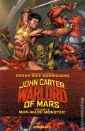 John Carter Warlord of Mars TPB (2015-2016 Dynamite) 2-1ST
