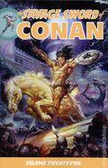Savage Sword of Conan TPB (2008- Dark Horse) 22-1ST