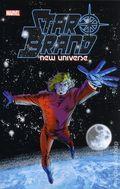 Star Brand TPB (2016 Marvel) New Universe 1-1ST