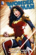 Wonder Woman HC (2012 DC Comics The New 52) 8-1ST